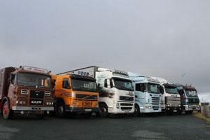 trucks 107