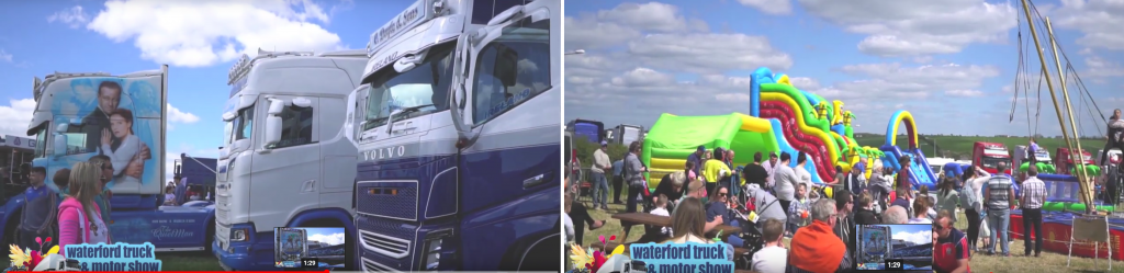 waterford truck show