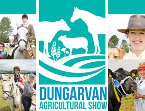 dungarvan show